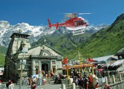 Kedarnath helicopter services