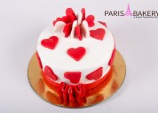 Collection of cakes & pastries delivery online