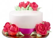 Paris bakery wedding cake puri