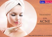 homeopathy treatment for acne | best homeocare for acne in hyd