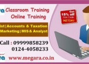 Certified accounts & taxation training