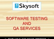 software testing company in india,usa & uk|skysoft