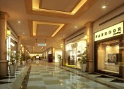 The x-mall retail shops with assured return