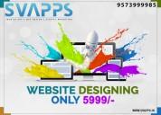 Web development company in warangal | svapps