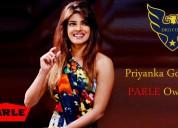 Priya sajnani owner of parle