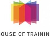 As training institute ( banking, insurance & finan