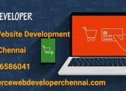 Ecommerce website development company in chennai h