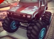 3d impossible monster truck survivor - 2018