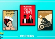 Buy best art prints on web in india at posterhook