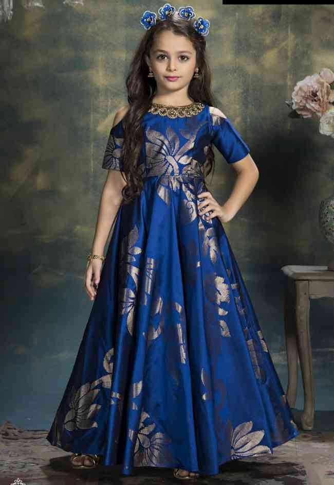 Up to 50% Off On Kids Gowns Visit Mirraw