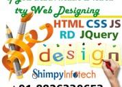 Web designing computer class