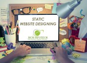Best static website services provided  company| mc