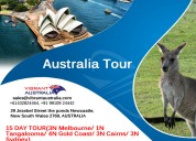 New zealand and australia tours packages