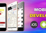 Mobile application developments