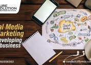 Social media marketing for developing your busines