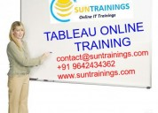 Learn tableau online training in india,uk,usa.