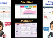 Asterisk dialer solutions | vicidial, goautodial..