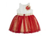 Shop kids girls party frock from mirraw