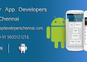 Mobile app development company in chennai - 960012