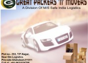 Packers and movers service allahabad