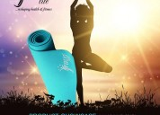 Yoga mats wholesaler in indore – matsindia.com