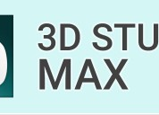 Looking for live project based 3ds studio max trai