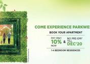 Buy new luxury flats of shapoorjiparkwest binnypet