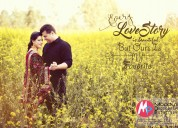 Best professional pre-wedding photographerpatiala