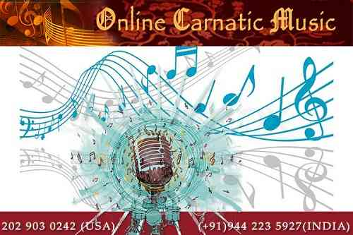 Learn Shruthi for Carnatic Music - Online Carnatic