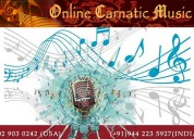 Learn shruthi for carnatic music - online carnatic
