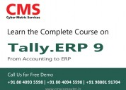 Best tally erp 9 training institute in bengaluru,