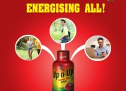 Energy shots for your better physique