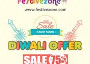 Buy crackers online fashionably with festivezone.c