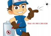 Godrej pest control dial +91-9811381458 delhi