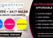 Get your business website at affordable price
