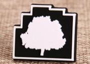 Custom pvc patches | tree pvc lapel pin | gs-jj.co