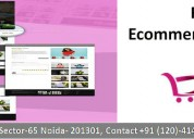 Free ecommerce template | ecommerce application