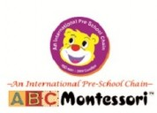 Start your own play school with abc montessori