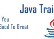 Zealsoft provied advanced java training in madurai