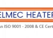 Split type catridge heaters