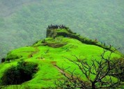 Trek to rajmachi trekking places in india