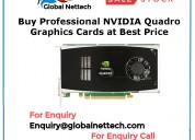 Buy professional nvidia quadro graphics cards