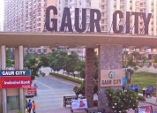 Buy 2 bhk apartments @29 lacs* in gaur projects