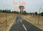Residential sites for sale- 6.9 lacs.