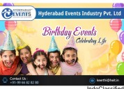 Birthday party organizers & balloon decorators in