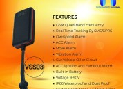 Gps tracking device vss03 in hyderabad