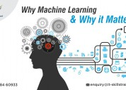 Why machine learning and why it matters