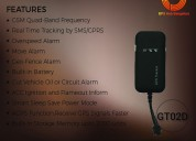 Gps tracking device gt02d in bangalore
