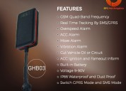 Gps tracking device ghb03 in bangalore