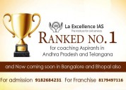 Popular top ias coaching centre in hyderabad